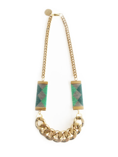 Woven Irish Necklace - Joy of London Jewels