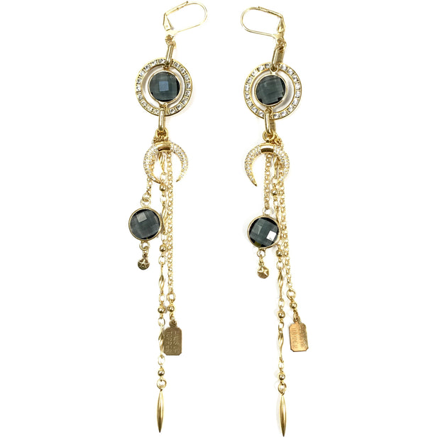 Your Dream Goddess Chandelier Earrings