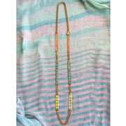 Del Sol Hand Woven Necklace