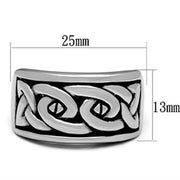 Men Stainless Steel Wedding band