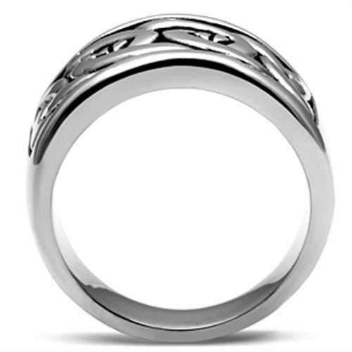Men Stainless Steel Wedding band - Joy of London Jewels