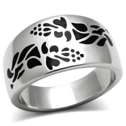 Men's Stainless Steel Wedding Band Ring - Joy of London Jewels