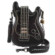 Handmade Guitar Rock & Roll Handbag - Joy of London Jewels