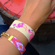 The Flamingo Bracelet