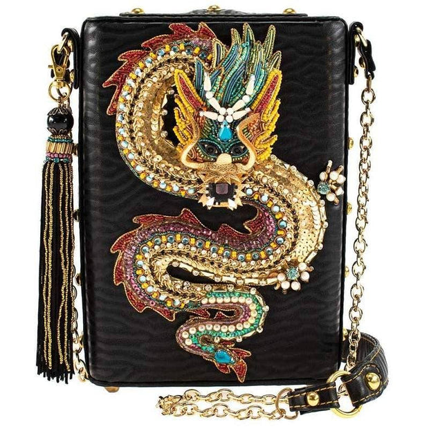 Handmade Dragon Fire Handbag - Joy of London Jewels