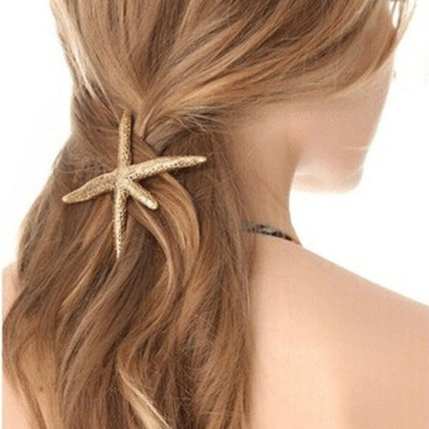SALE  Celebrity Minimalist Hair Pin Wedding Barrette - Joy of London Jewels
