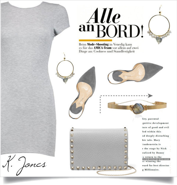 What to wear - Labradorite Jewelry