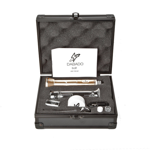 Dabado Vaporizers  Gold Bolt Kit