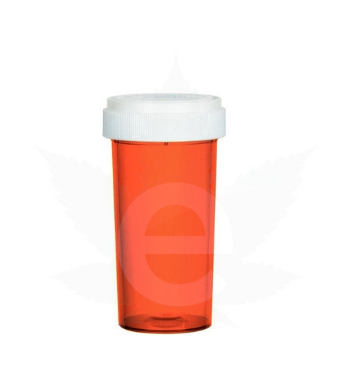 Red Reversible Cap Vial 40 Dram