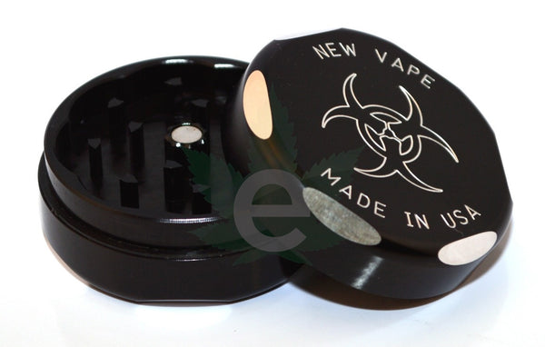 "New Vape - Grinder 2-piece 2.25"" Fine (2726) , Vaporizer Accessories - New Vape, eCannabis Shop  - 1"