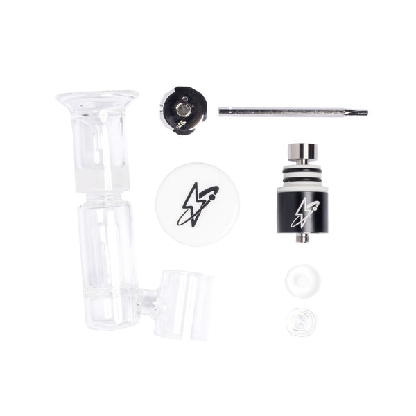 Dabado Vaporizers  Black Bolt M Pro Kit - 510 Mod Attachment