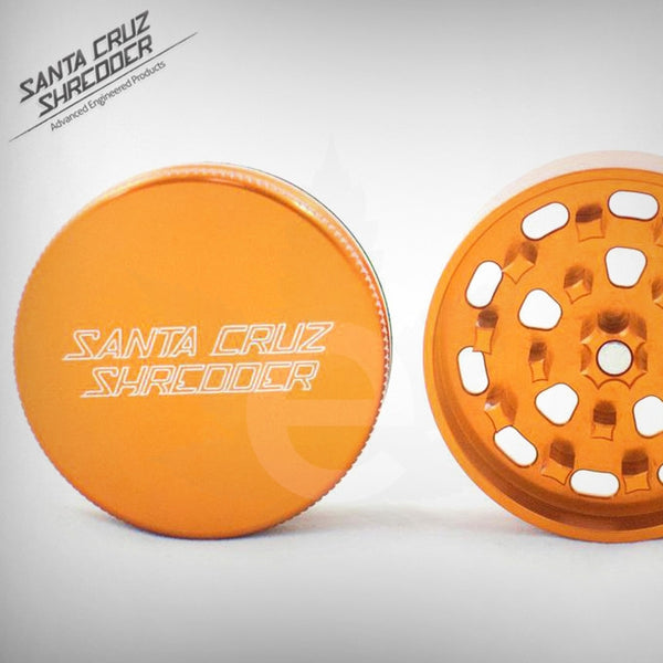 SCS - Small 3 Piece Shredder - Orange , Grinders - Santa Cruz Shredders, eCannabis Shop  - 9