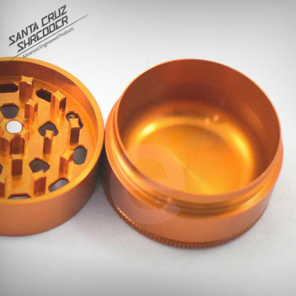 SCS - Small 3 Piece Shredder - Orange , Grinders - Santa Cruz Shredders, eCannabis Shop  - 11