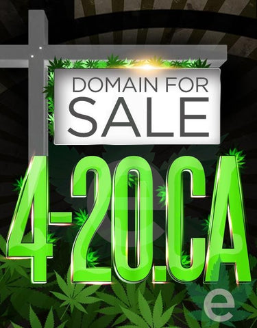 4-20.CA , Domains & Websites - eCann, Inc., eCannabis Shop
