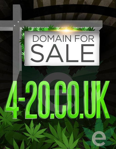 4-20.CO.UK , Domains & Websites - eCann, Inc., eCannabis Shop