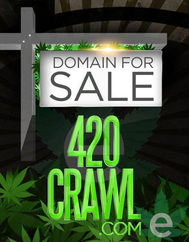 420CRAWL.COM , Domains & Websites - eCann, Inc., eCannabis Shop