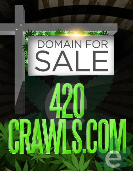 4-20.CRAWLS.COM , Domains & Websites - eCann, Inc., eCannabis Shop  - 1