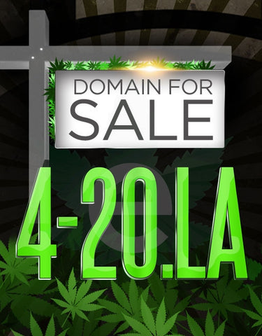 4-20.LA , Domains & Websites - eCann, Inc., eCannabis Shop