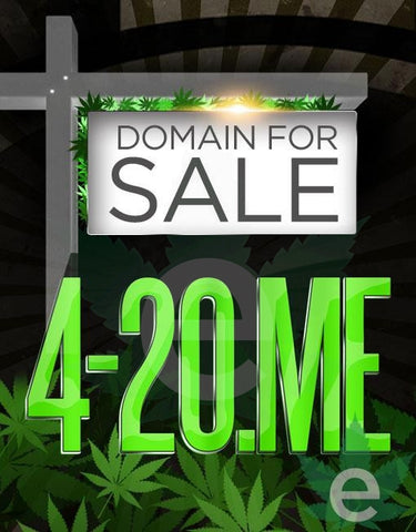 4-20.ME , Domains & Websites - eCann, Inc., eCannabis Shop