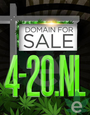 4-20.NL , Domains & Websites - eCann, Inc., eCannabis Shop