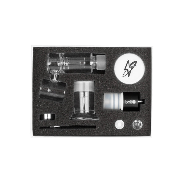Dabado Vaporizers  Black Bolt M V2 Kit - 510 Mod Attachment