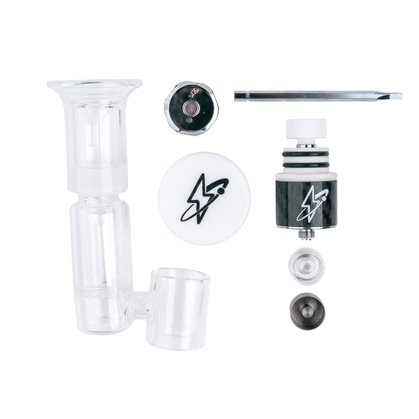 Dabado Vaporizers  Carbon Fiber Bolt M Pro Kit - 510 Mod Attachment