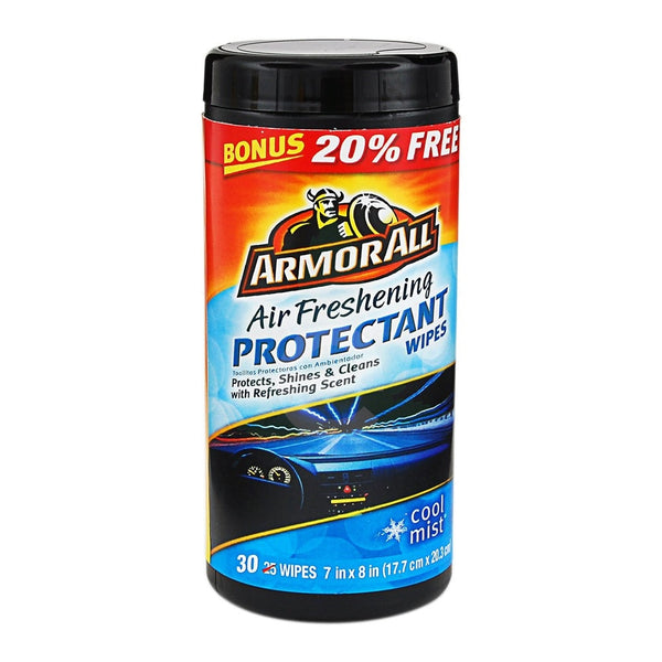 Auto Protectant Wipes Stash Can