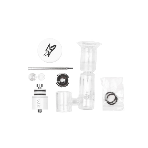 Dabado Vaporizers White Bolt M V2 Kit - 510 Mod Attachment