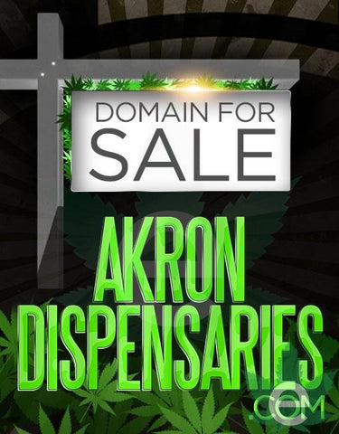 AKRONDISPENSARIES.COM , Domains & Websites - eCann, Inc., eCannabis Shop
