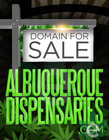 ALBUQUERQUEDISPENSARIES.COM , Domains & Websites - eCann, Inc., eCannabis Shop