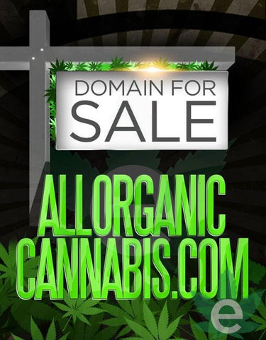 ALLORGANICCANNABIS.COM , Domains & Websites - eCann, Inc., eCannabis Shop