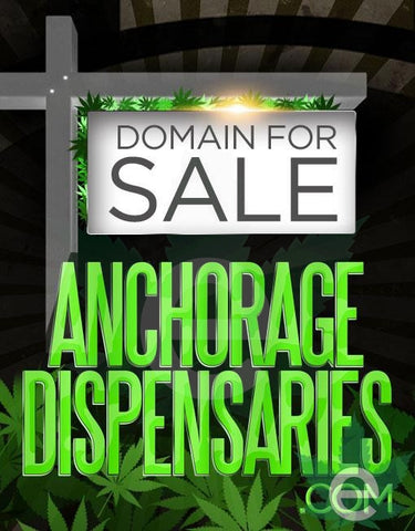 ANCHORAGEDISPENSARIES.COM , Domains & Websites - eCann, Inc., eCannabis Shop