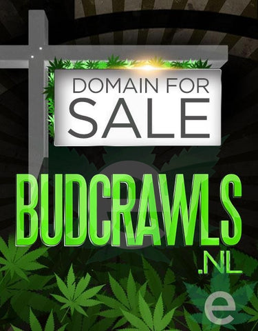 BUDCRAWLS.NL , Domains & Websites - eCann, Inc., eCannabis Shop