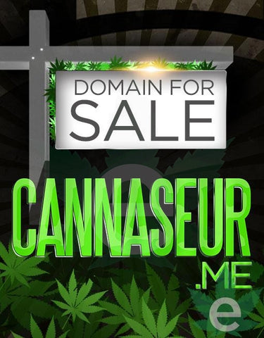 CANNASEUR.ME , Domains & Websites - eCann, Inc., eCannabis Shop  - 1