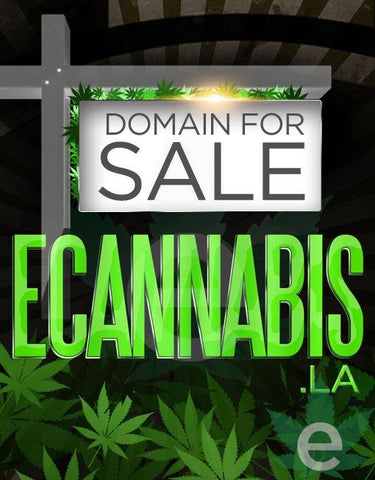 ECANNABIS.LA , Domains & Websites - eCann, Inc., eCannabis Shop
