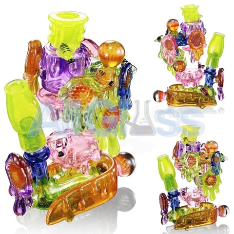 Elbo x Joe Peters Candyscope Microscope Collaboration , Special Deals,Certified Pre Owned,Functional Glass Art,Heady Glass,Glass - AllGlass.com, eCannabis Shop  - 1