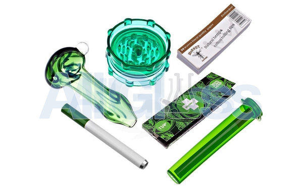 The Happy Kit - All in One Smoking Kit , Frontpage,Special Deals,The Happy Kit,Complete Travel Kits,Glass,July Sale - HappyKit, eCannabis Shop  - 4