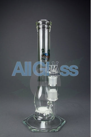 "David Goldstein Rooster Apparatus - 13"" , Functional Glass Art,Scientific Glass,Glass - David Goldstein, eCannabis Shop  - 1"