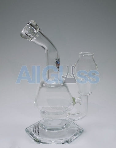 David Goldstein Rooster Apparatus - Bubbler , Functional Glass Art,Scientific Glass,Glass - David Goldstein, eCannabis Shop  - 1