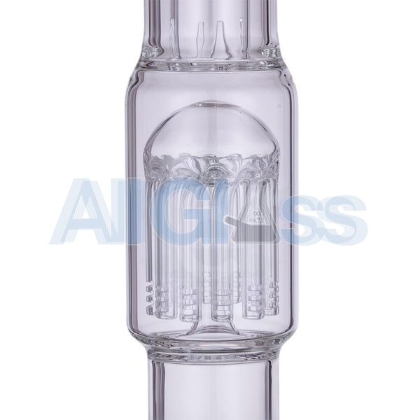 Jerome Baker Designs 12-arm Perc Beaker Base Glass Tube , Glass,Jerome Baker Designs - Jerome Baker Designs, eCannabis Shop  - 6