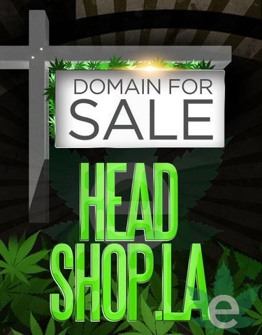 HEADSHOP.LA , Domains & Websites - eCann, Inc., eCannabis Shop