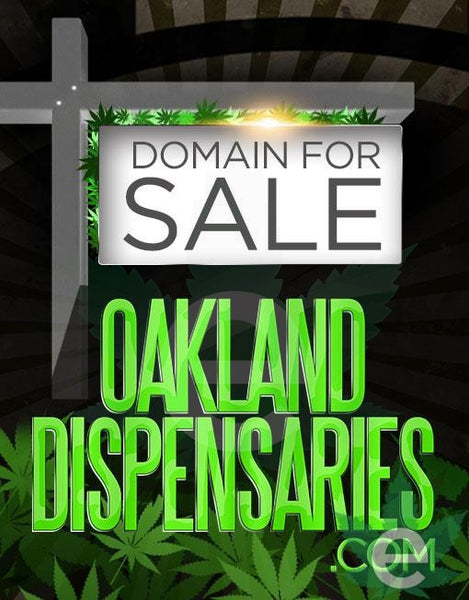 OAKLANDDISPENSARIES.COM