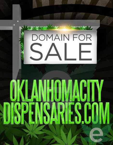 OKLANHOMACITYDISPENSARIES.COM , Domains & Websites - eCann, Inc., eCannabis Shop  - 1
