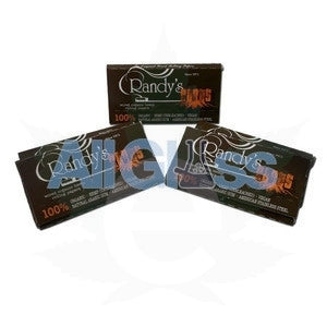 Randy's Roots Hemp Papers 5 Pack , Randy's Rolling Papers,Rolling Papers,July Sale - Randys, eCannabis Shop