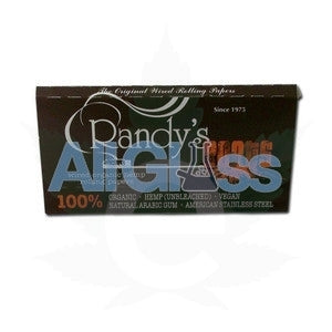 Randy's Roots Hemp Papers - Single Pack , Randy's Rolling Papers,Rolling Papers,July Sale - Randys, eCannabis Shop
