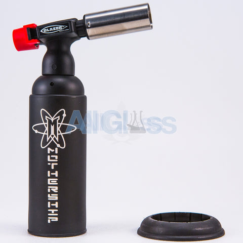 Mothership Glass Blazer Bigshot Torch , Smoking Accessories,Mothership Glass,Frontpage,4/20 Specials,Torches and Lighters,July Sale - AllGlass.com, eCannabis Shop  - 1