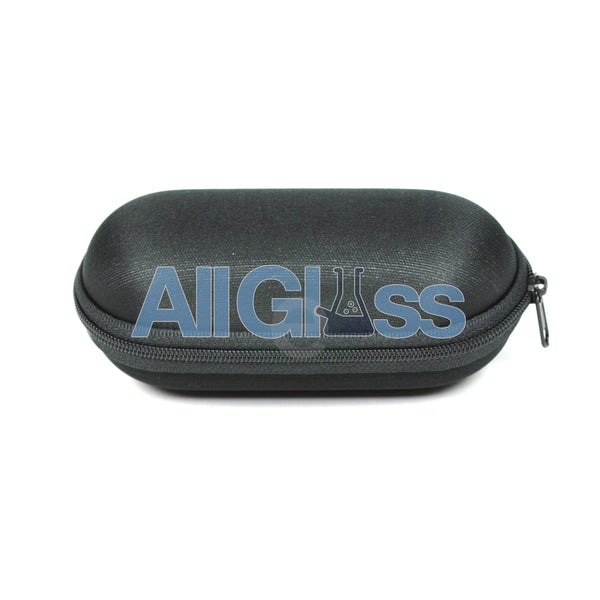Padded Foam Zipper Pipe Carrying Pouch - Small - 5""