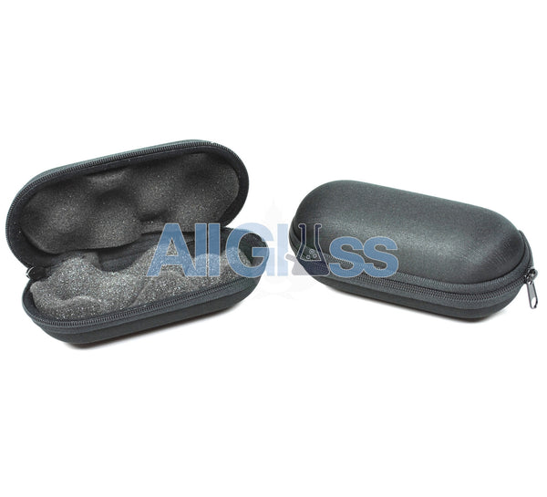 "Padded Foam Zipper Pipe Carrying Pouch - Small - 5"" , Smoking Accessories,July Sale,Other Glass Accessories - AllGlass.com, eCannabis Shop  - 3"