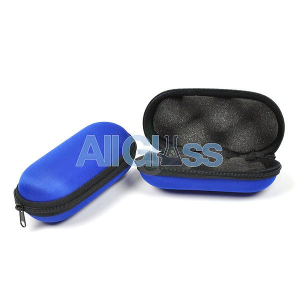 "Padded Foam Zipper Pipe Carrying Pouch - Small - 5"" , Smoking Accessories,July Sale,Other Glass Accessories - AllGlass.com, eCannabis Shop  - 4"
