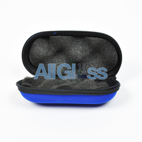 "Padded Foam Zipper Pipe Carrying Pouch - Small - 5"" , Smoking Accessories,July Sale,Other Glass Accessories - AllGlass.com, eCannabis Shop  - 5"